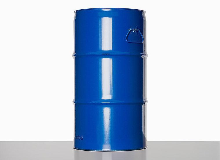 Flat tight head drum, 60,0 liter