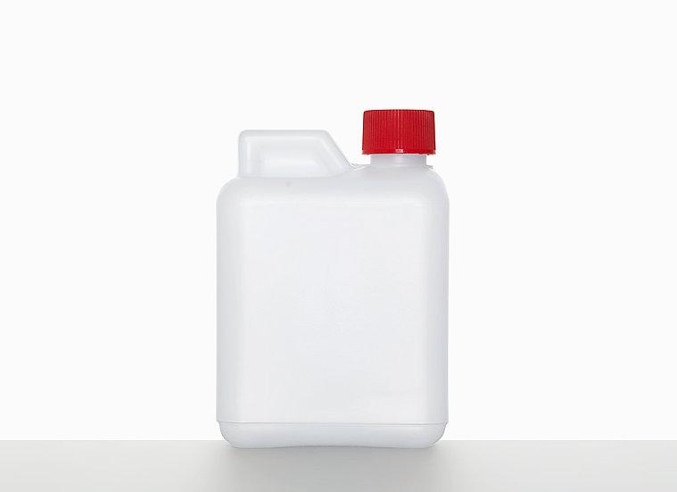 Plastic canister, 500 milliliter