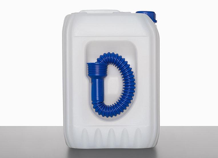 Plastic canister Adblue, 10,0 liter