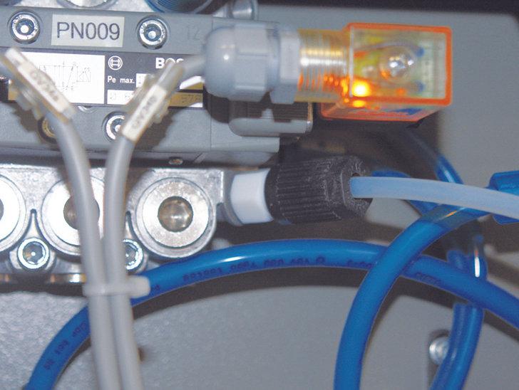 BOLA GL-Screw-in Tube Fittings, PTFE