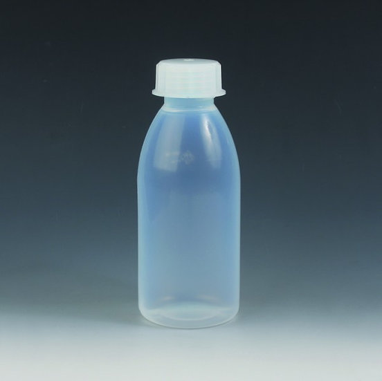 BOLA Wide-Mouth Bottles with Conical Neck, PFA