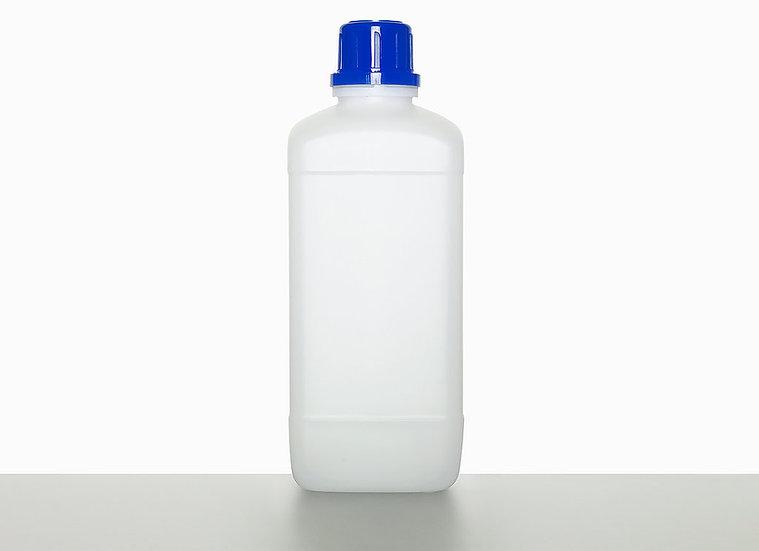 Chemical bottle, 1,0 liter