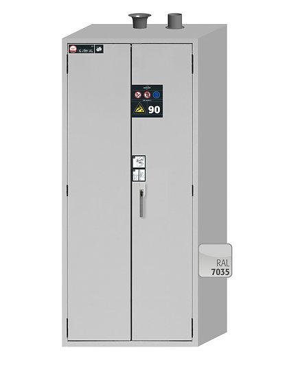 Gas cylinder cabinet G-ULTIMATE-90 modelG90.205.090