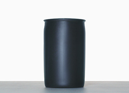 Plastic tight head drum, 220,0 liter with UN Approval