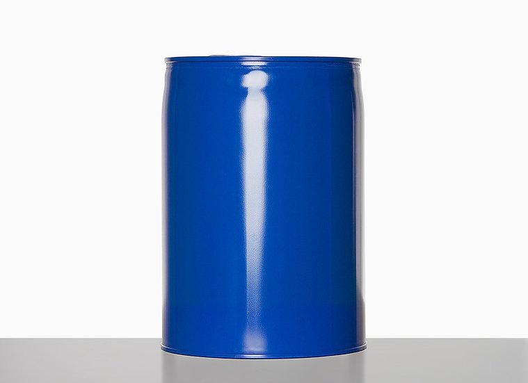 Flat tight head drum, 12,0 liter