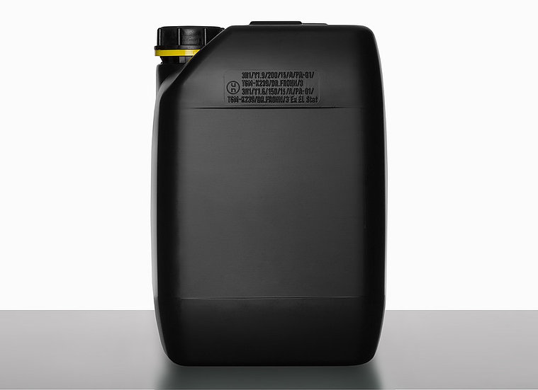 Plastic canister EX, 10,0 liter