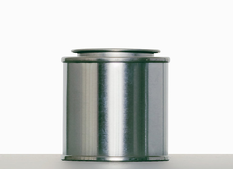 ring lid can, 100 milliliter