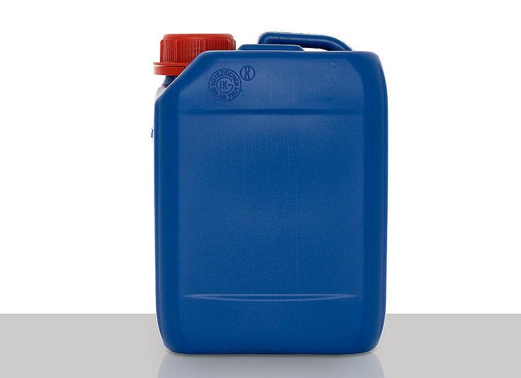 Plastic canister, 2,5 liter