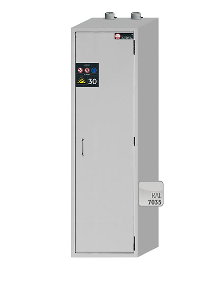 Gas cylinder cabinet G-CLASSIC-30 modelG30.205.060.R