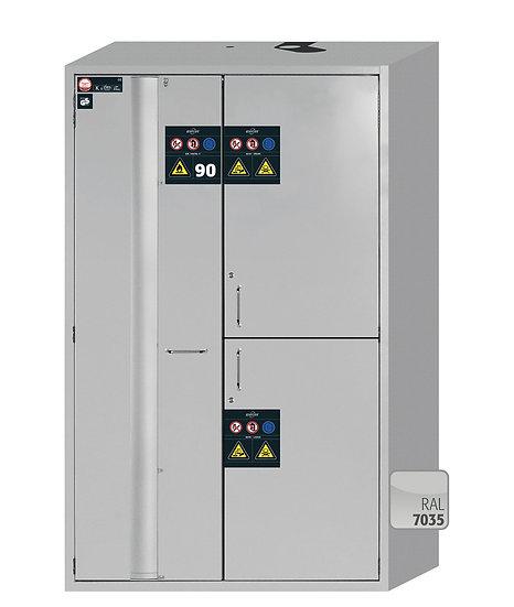 Combi safety storage cabinets K-PHOENIX Vol.2-90 modelK90.196.120.MC.FWAC