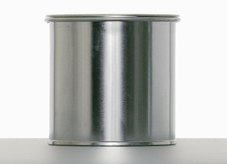 Plug lid can, 250 milliliter