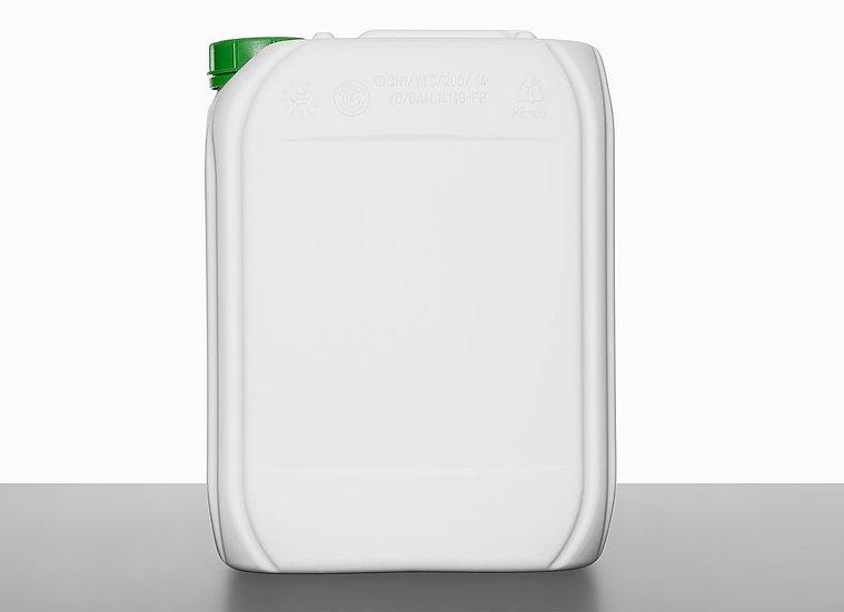 Plastic canister, 10,0 liter
