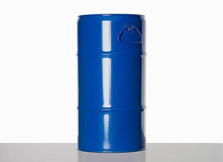 Flat tight head drum, 30,0 liter