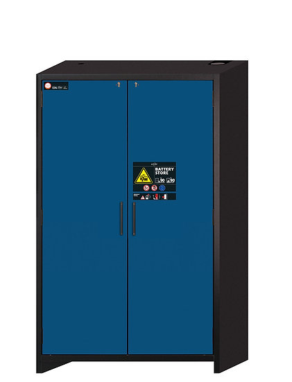 BATTERY STORE storage cabinet ION-CLASSIC-90 modelIO90.195.120.K1.WDC