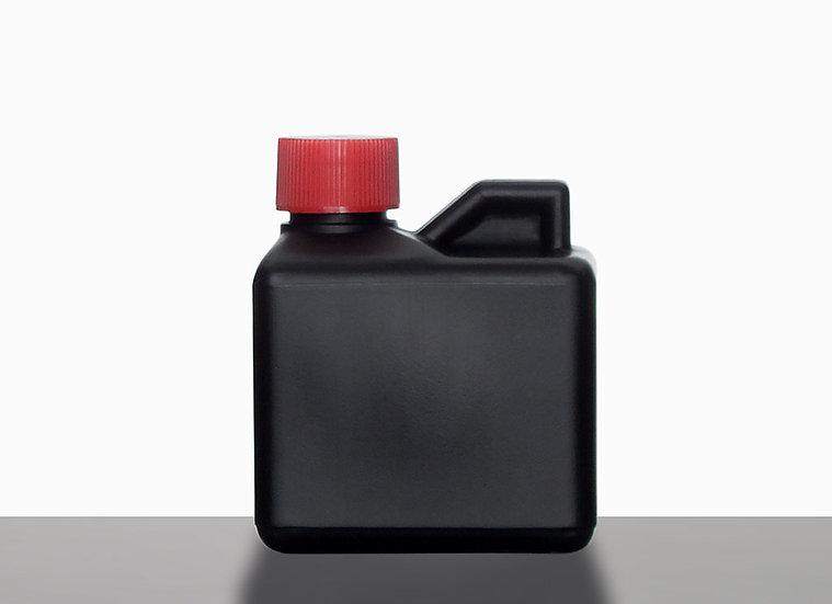 Plastic canister, 250 milliliter