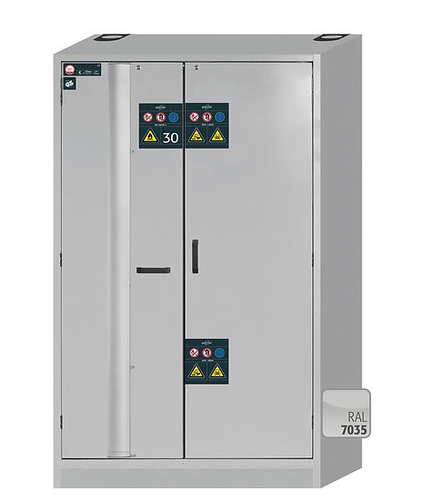 Combi safety storage cabinets K-PHOENIX-30 modelK30.197.120.MV.FWAS