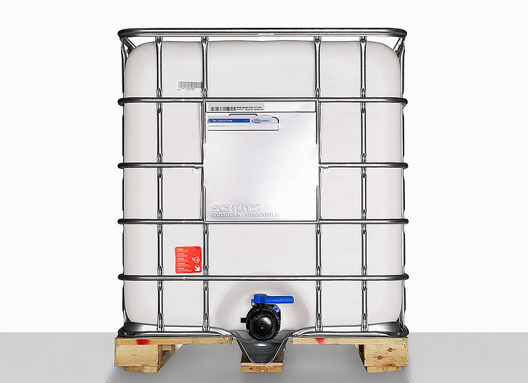 """IBC Container SM6 2"""" with nominal volume 1.000,0L and UN Approval"""