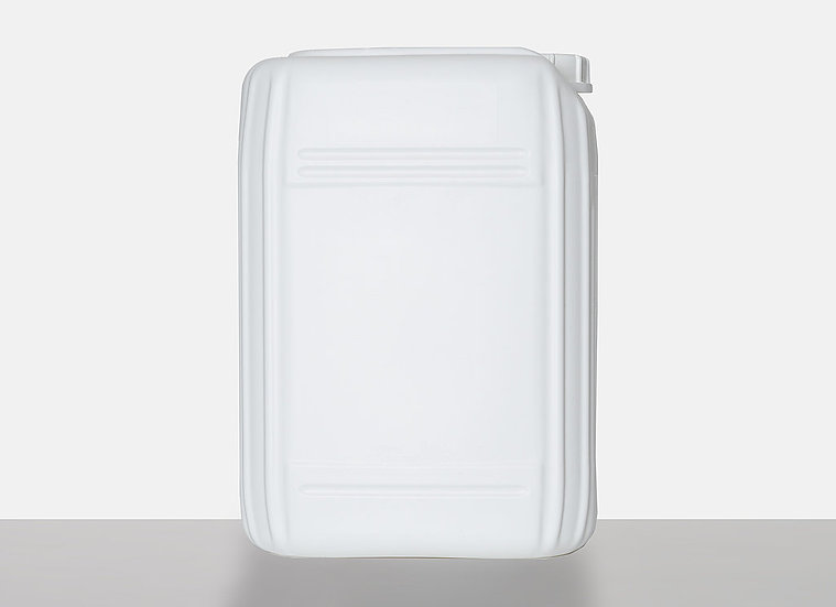 Plastic Canister, fluorinated, 20,0 liter