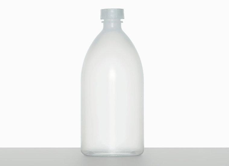 Laboratory bottle, 1,0 liter