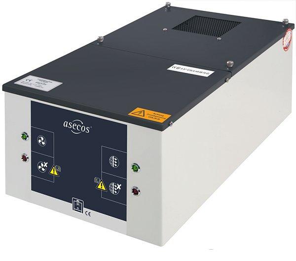 Recirculating air filter system model UFA.20.30*-AUS