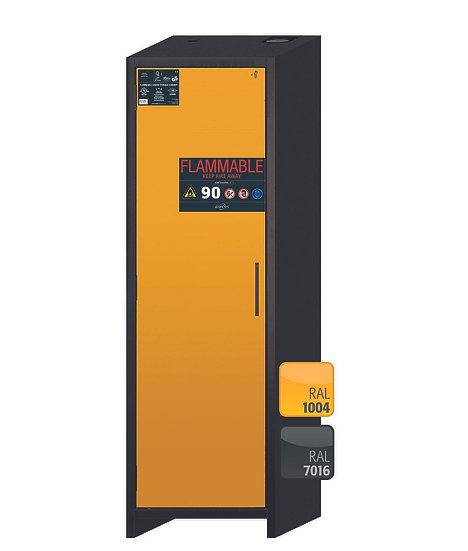 Safety storage cabinet Q-CLASSIC-90 modelQ90.195.060.FU.WDAS
