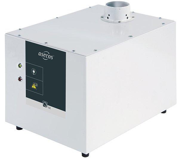 Air exhaust monitoring module model APG.26.30-BL