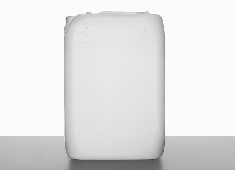 plastic canister, 22,0 liter