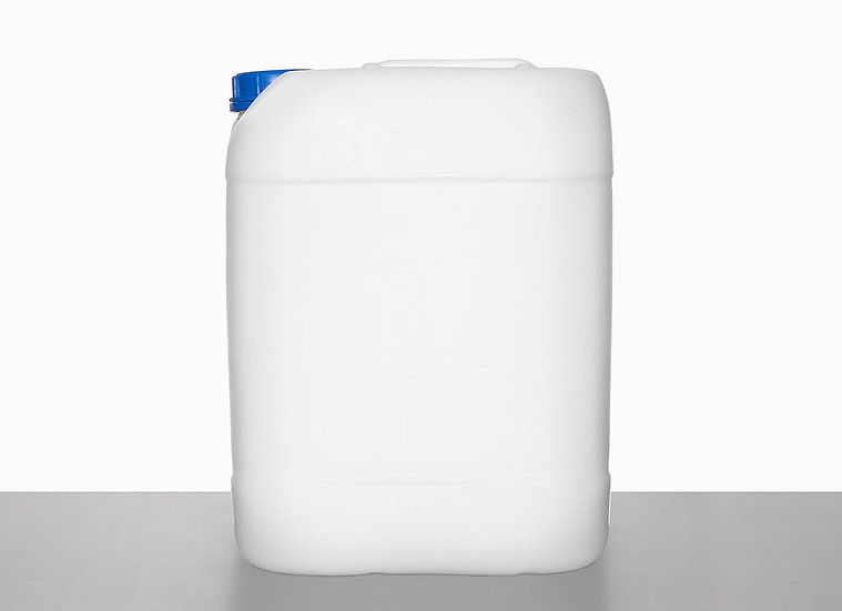 Plastic canister, 20,0 liter