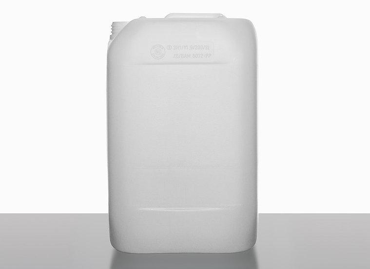 Plastic canister, 12,0 liter