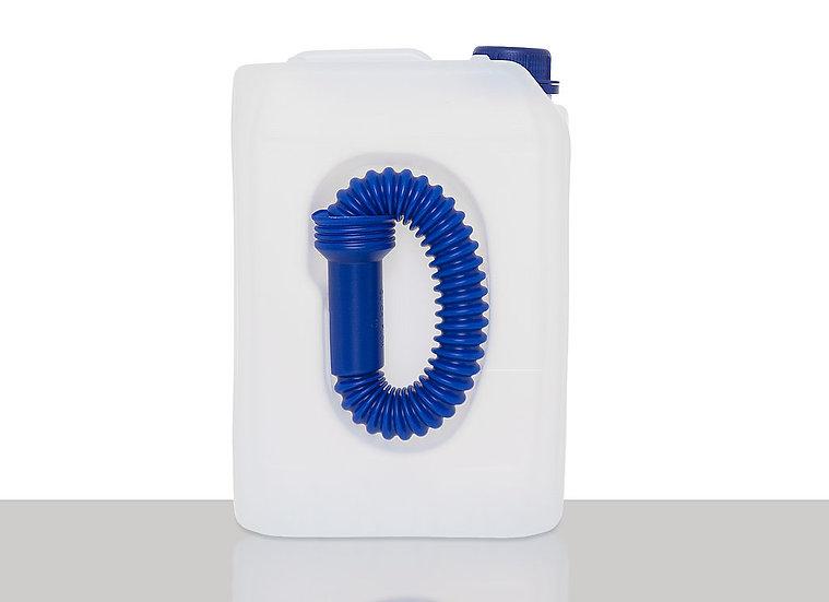 Plastic canister Adblue, 5,0 liter