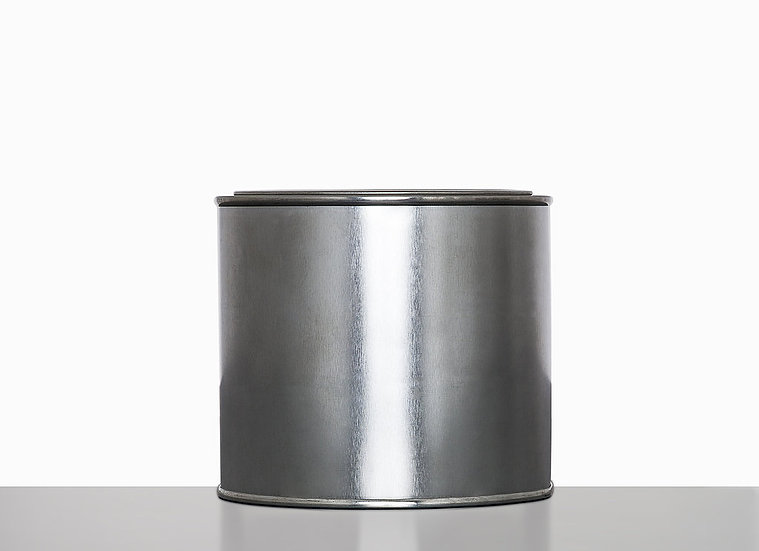 ring lid can, 500 milliliter
