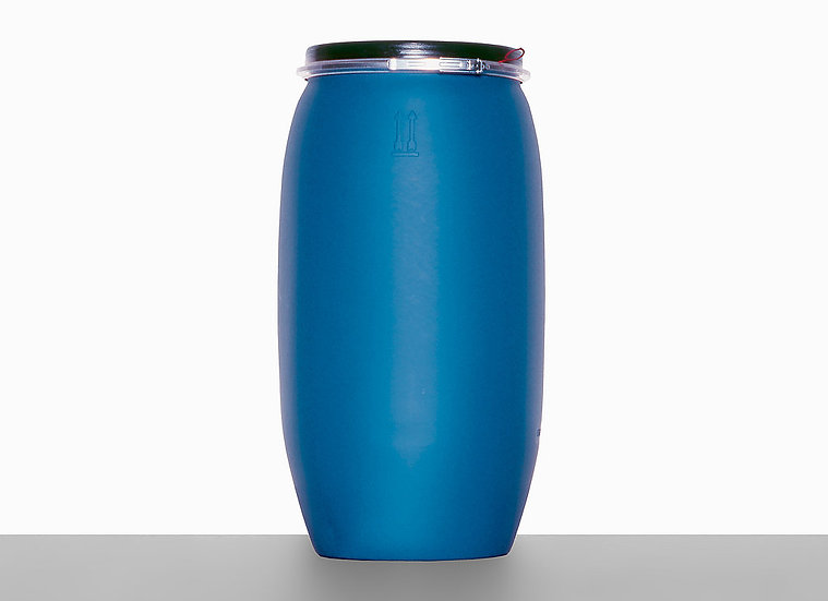 Open head drum, 150,0 liter and UN Approval