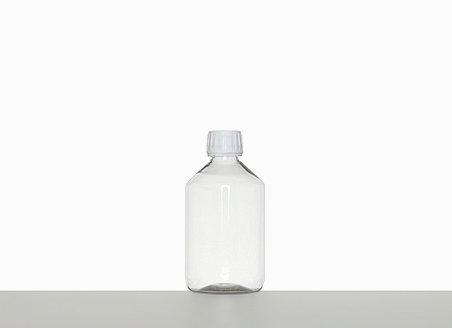 PET bottle, cylindrical, 300 milliliter