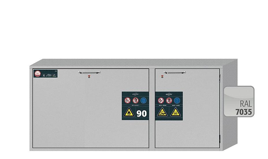 Combi safety storage cabinets K-UB-90 modelK90.060.140.050.UB.ST