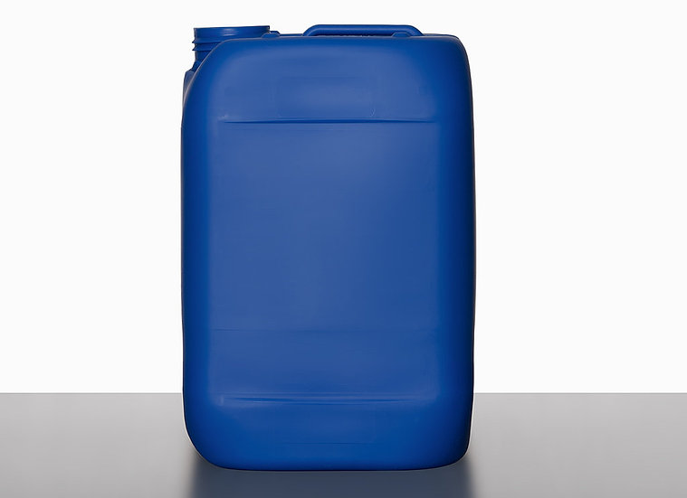 Plastic canister, 6,0 liter