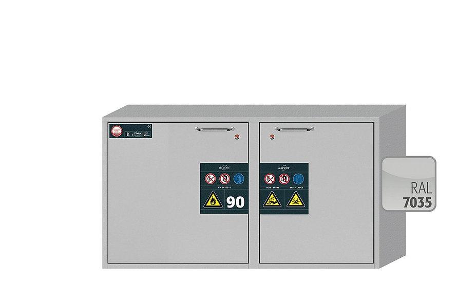 Combi safety storage cabinets K-UB-90 modelK90.060.110.050.UB.ST