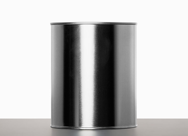 ring lid can, 1,0 liter