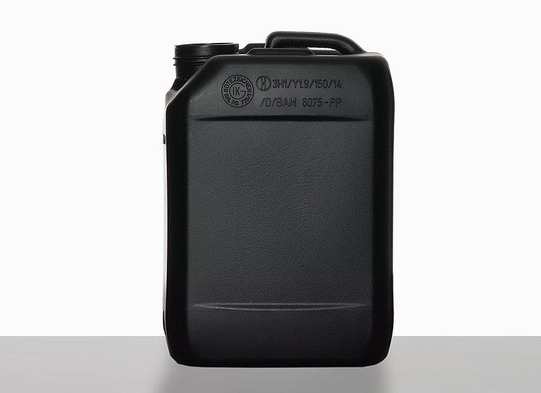 plastic canister, 2,0 liter