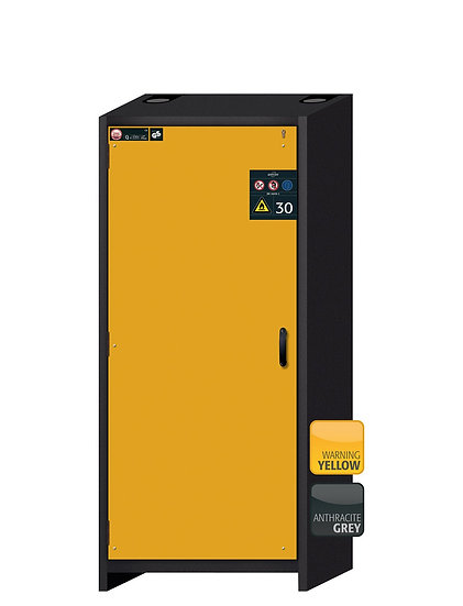 Safety storage cabinet Q-CLASSIC-30 modelQ30.195.086.WD