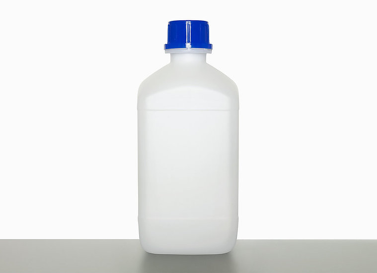 Chemical bottle, 2,5 liter