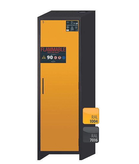 Safety storage cabinet Q-CLASSIC-90 modelQ90.195.060.FU.WDASR