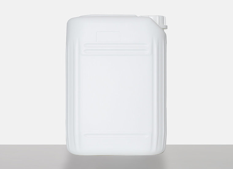 Plastic canister, fluorinated, 11,0 liter