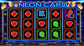 Erron - Neon Card Lower screen
