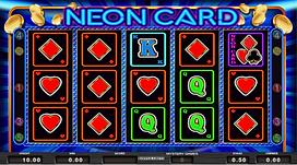 Erron - Neon Card Lower screen