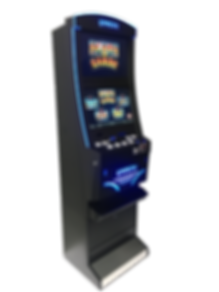 Erron Slots of Cards Cabinet - 4 games