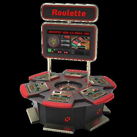 Erron - Spintec roulette