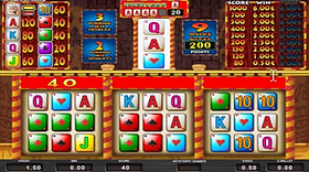 Erron - Lucky Card Lower screen