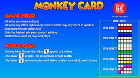 Erron - Monkey Card Game rules