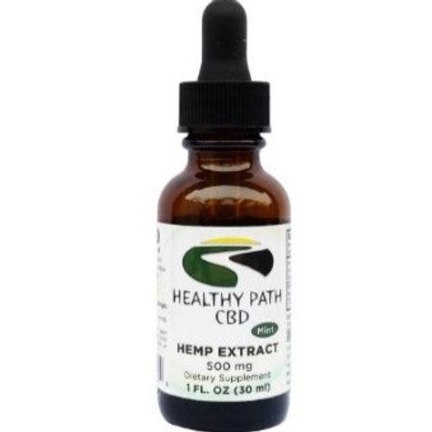Healthy Path 500 MG – CBD HEMP OIL EXTRACT