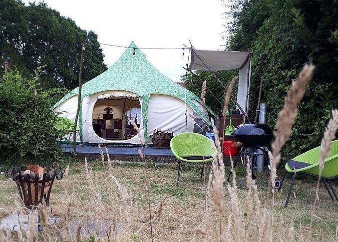 Belle Tent Glamping Bosham